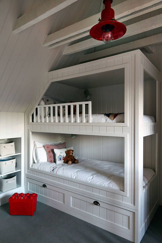 118 best Cool Kid\'s Rooms images on Pinterest | Bedroom ideas ...