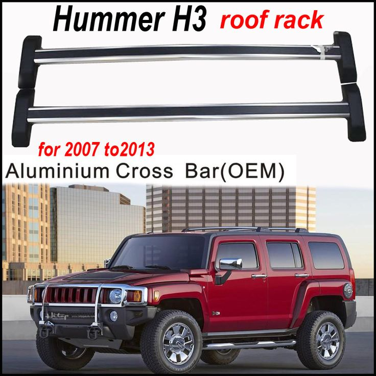 for Hummer H3 roof rack roof railcross bar, can fit for