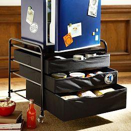 1000 ideas about dorm fridge on pinterest dorm storage college dorm organization and college. Black Bedroom Furniture Sets. Home Design Ideas