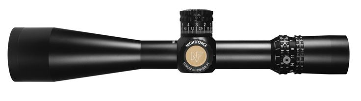 ATACR™ 5-25×56 F1 Riflescope | Riflescopes & Sport Optics | Nightforce Optics, Inc.
