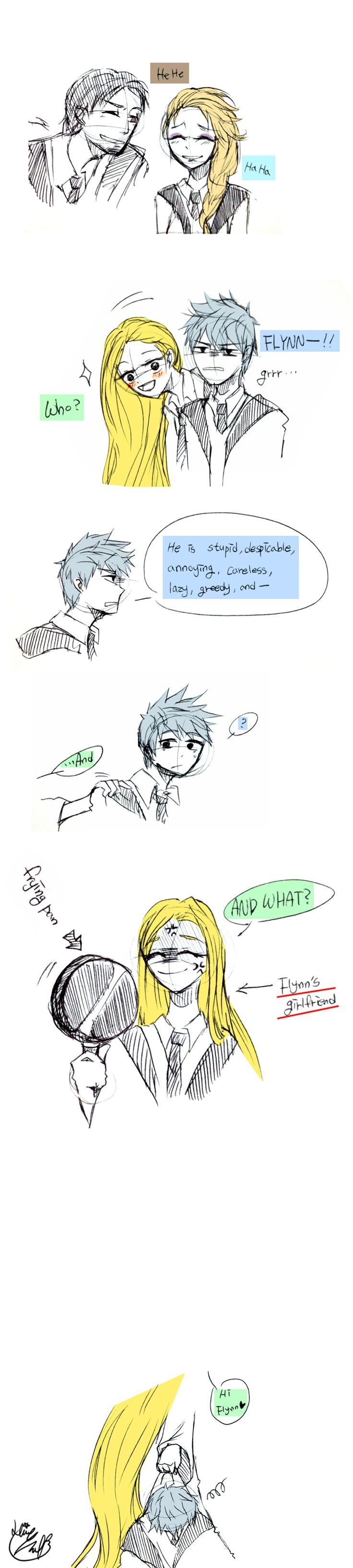 What did you say-? by Lime-Hael.deviantart.com on @deviantART