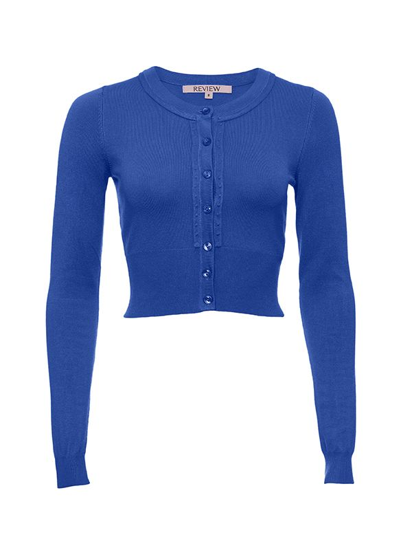 Chessie Long Sleeve Cardi | Knitwear | Review Australia