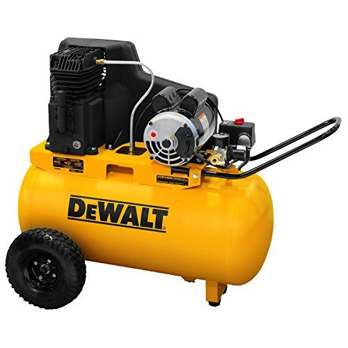 Special Offers - DeWalt DXCMPA1982054 20-Gallon Portable Air Compressor - In stock & Free Shipping. You can save more money! Check It (May 19 2016 at 11:32AM) >> http://chainsawusa.net/dewalt-dxcmpa1982054-20-gallon-portable-air-compressor/
