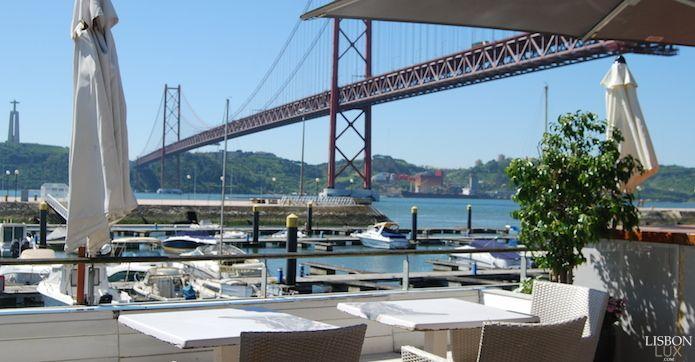Esplanadas de Lisboa