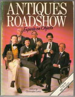 ANTIQUES ROADSHOW one of my favourite programmes has been on British tv since 1979. My favourite expert has to be Geoffrey Munn the jewellery expert, I love the way he talks about each item, his passion and love for jewellery is so poetic, would love to meet him