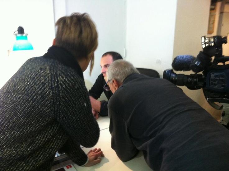 Wizbii était au JT de TF1 : Replay 6,45' ! http://videos.tf1.fr/jt-20h/le-20-heures-du-5-fevrier-2013-7805970.html