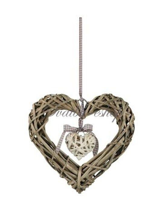 Proutěné srdce střední