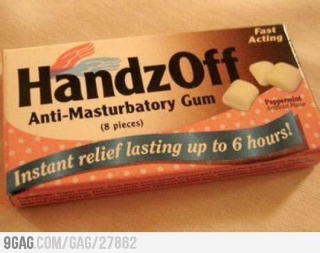 Handz off