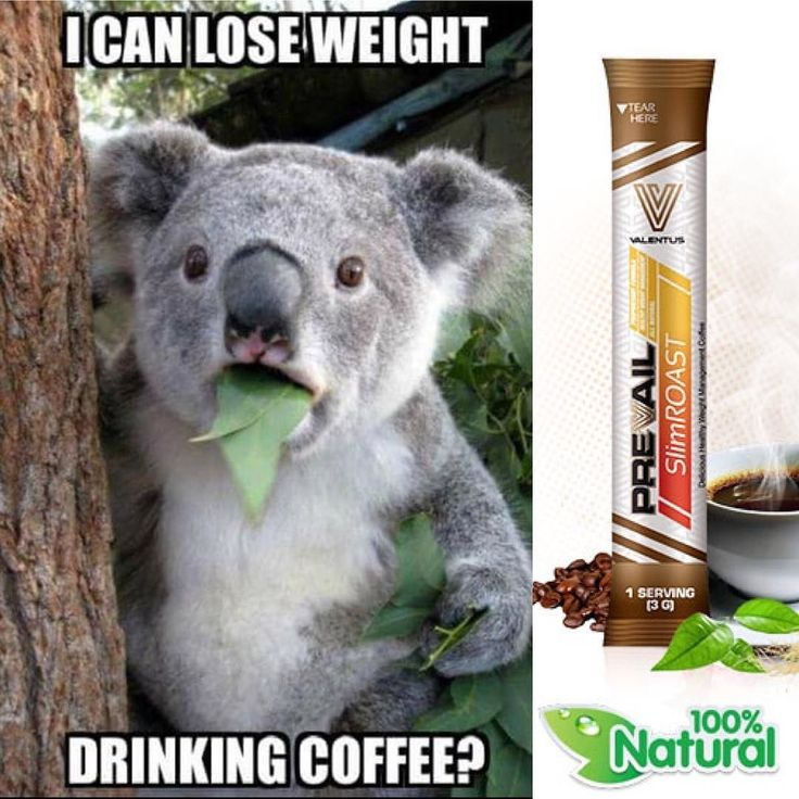 A typical reaction when introduced to a weightloss coffee by Valentus! It's an all-natural coffee that actually works combining the delicious taste of dark roast coffee with the healthy herbal formulation that assists in: -controlling appetite -regulating sugar & fat absorption -promoting brain health focus / mental clarity - elevating your mood. And it tastes amazing!! You can learn more at: www.slimroastchicago.com