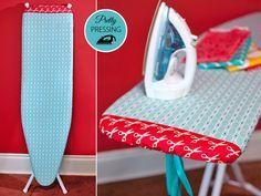 Easy Ironing Board Cover   Sew4Home