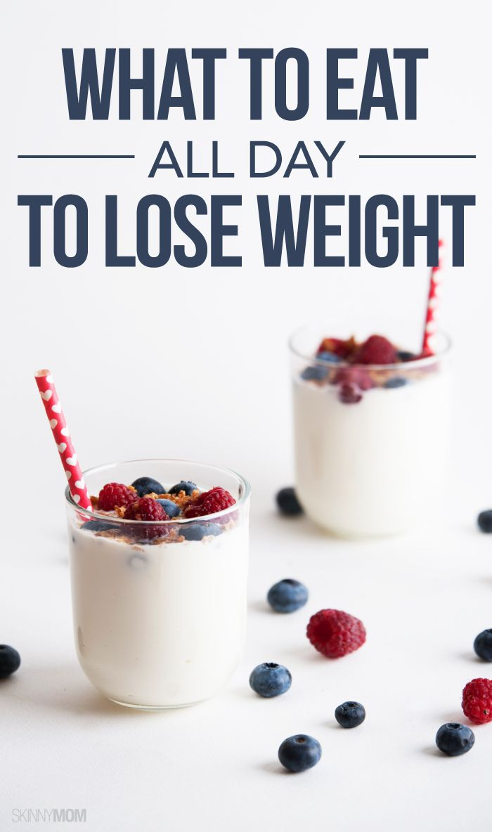 Here's how to really lose the weight!