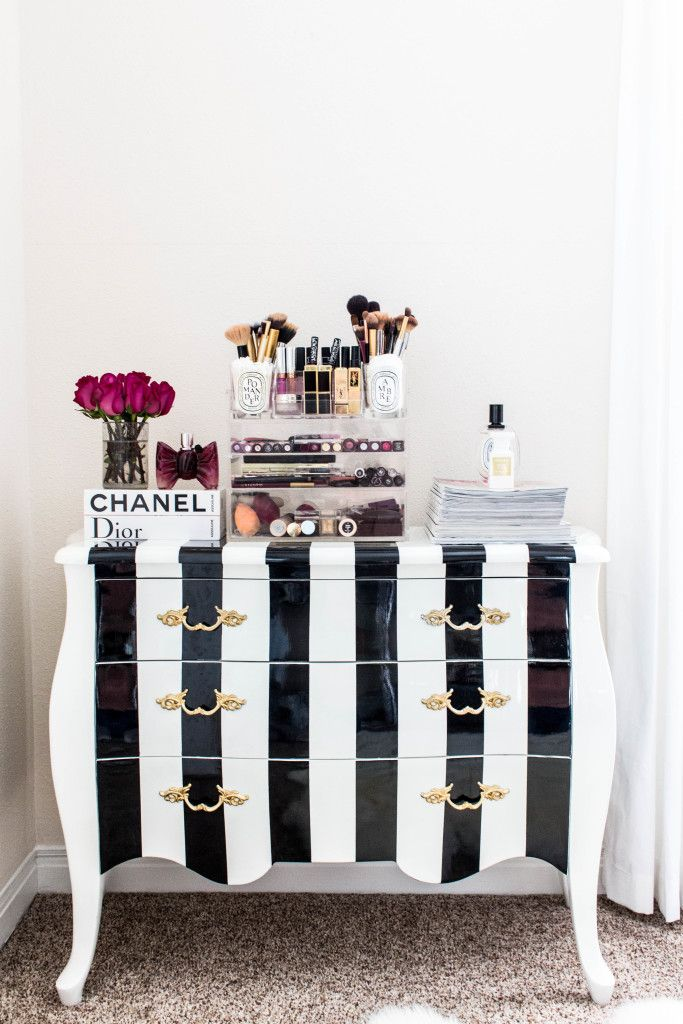 4 Ways to Style Your Dresser | Chronicles of Frivolity