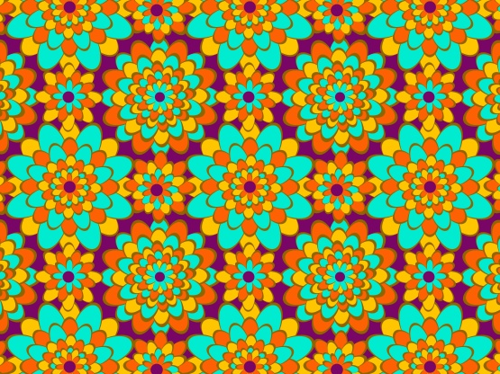 """""""Floral Mosaic"""" by mamagoose"""