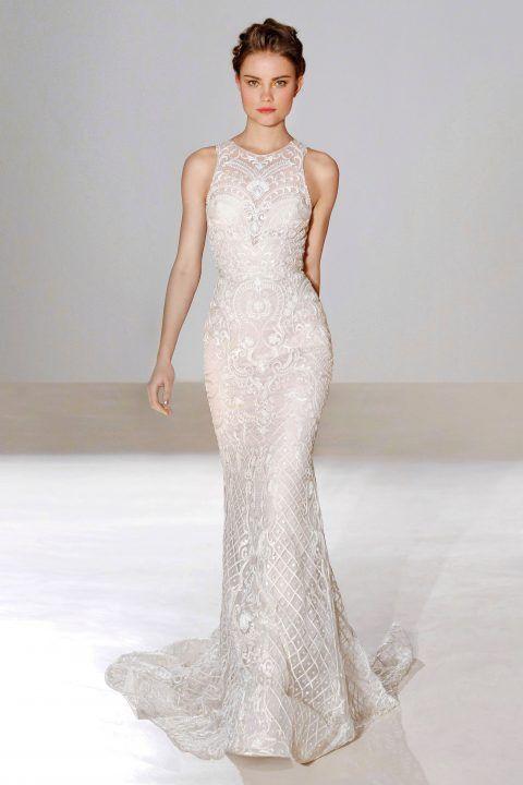 10 besten Lazaro Bridal Bilder auf Pinterest | Hochzeitskleider ...
