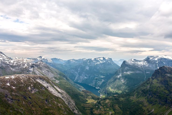 Geirangerfjord , Norway by Aleksei Golubovich on 500px