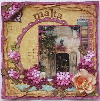A Project by Gabrielle Pollacco from our Scrapbooking Gallery originally submitted 09/03/10 at 12:54 PM