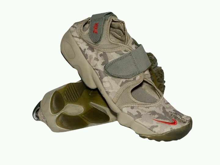 Nike Air Rift Camo - love my pair of these