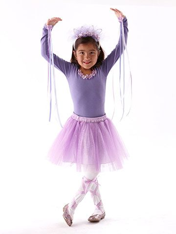 Kid's Ballerina Costume for Halloween