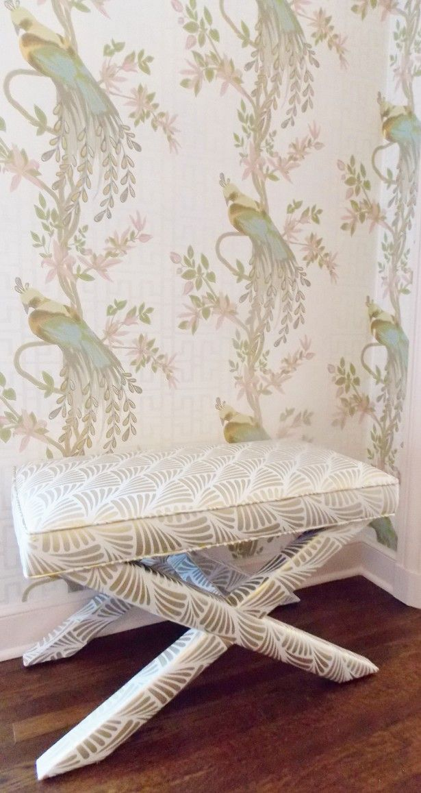 204 best chinoiserie walls wallpaper images on pinterest - Nina campbell paradiso wallpaper ...