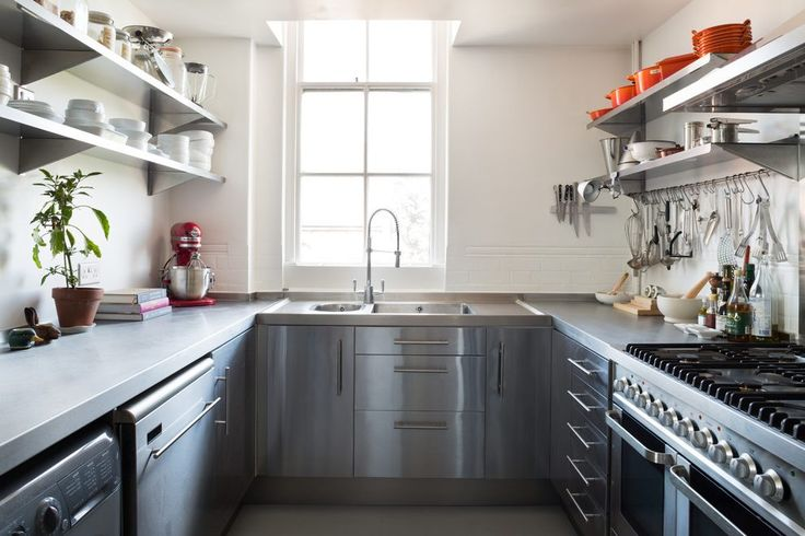 ikea stainless steel kitchen scandinavian with industrial faucet contemporary stand mixers9-