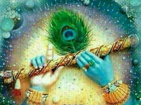 Krishna कृष्णा  श्याम तेरी बंसी पुकारे राधा नाम सांवरे की बंसी को बजने से काम लोग करे मीरा को यूँ ही बदनाम ....