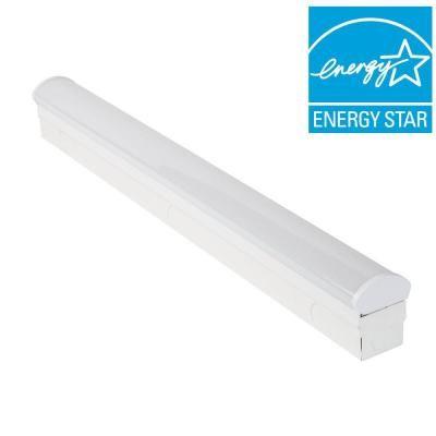 Commercial Electric 2 ft. White LED Strip Light