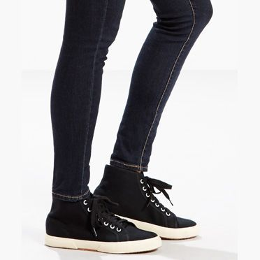 Levi's Mile High Super Skinny Jeans - Women's 24x32