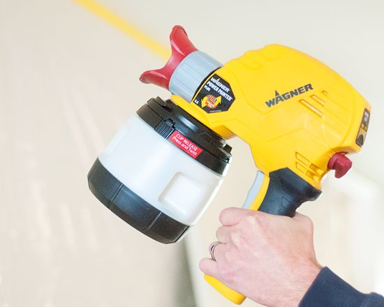Ace Giveaway: Wagner Power Painter Plus by @Kim @ Yellow Brick Home