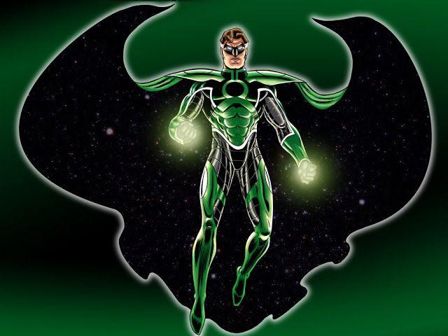 Nerd & Cult : Vídeo - Lanterna Verde - Crepusculo Esmeralda