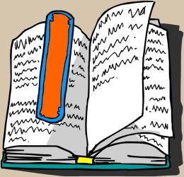 Puntos de libro y marcapáginas para imprimir