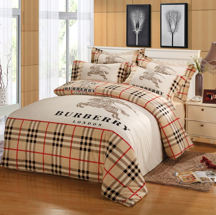 Buberry Bed Sheets 1 Burberry Designer Bed Sheets
