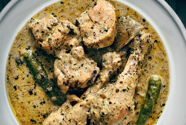 Black pepper chicken – murgh kali mirch