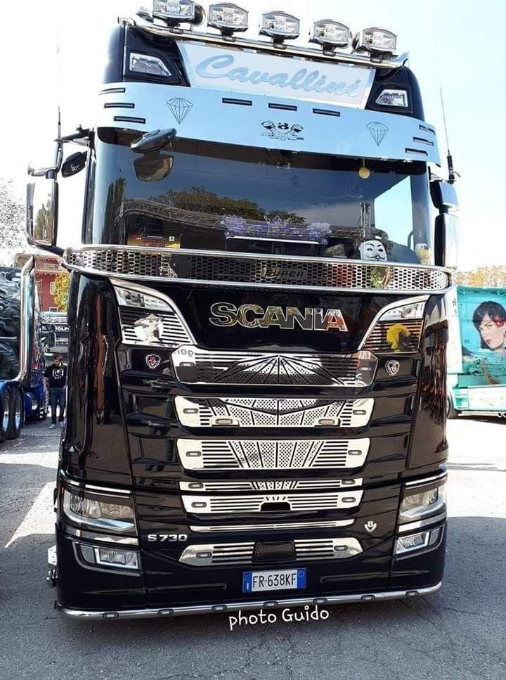 トラック スカニア 中央自動車ガラス