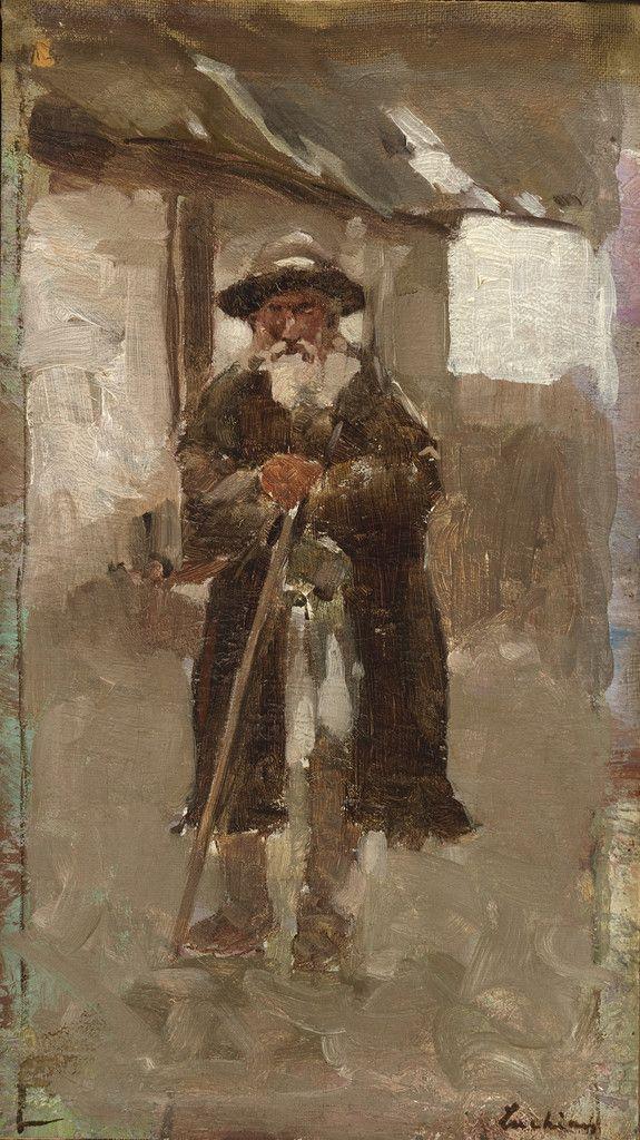 Ştefan Luchian - Cerşetor