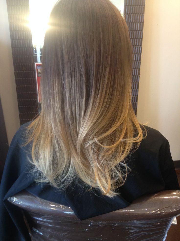 ombre hair color for brunettes | brunette ombre!