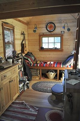 Best Tiny House Interior Images On Pinterest Tiny House