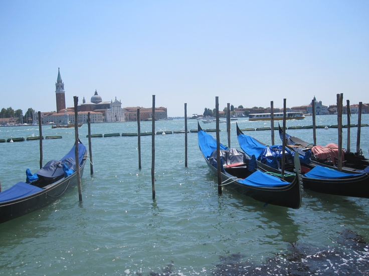 Iconic sight of #Venice