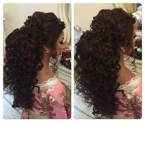 big hair _ wedding hair