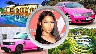 Nicki Minaj Net Worth Lifestyle Family Biography House and Cars