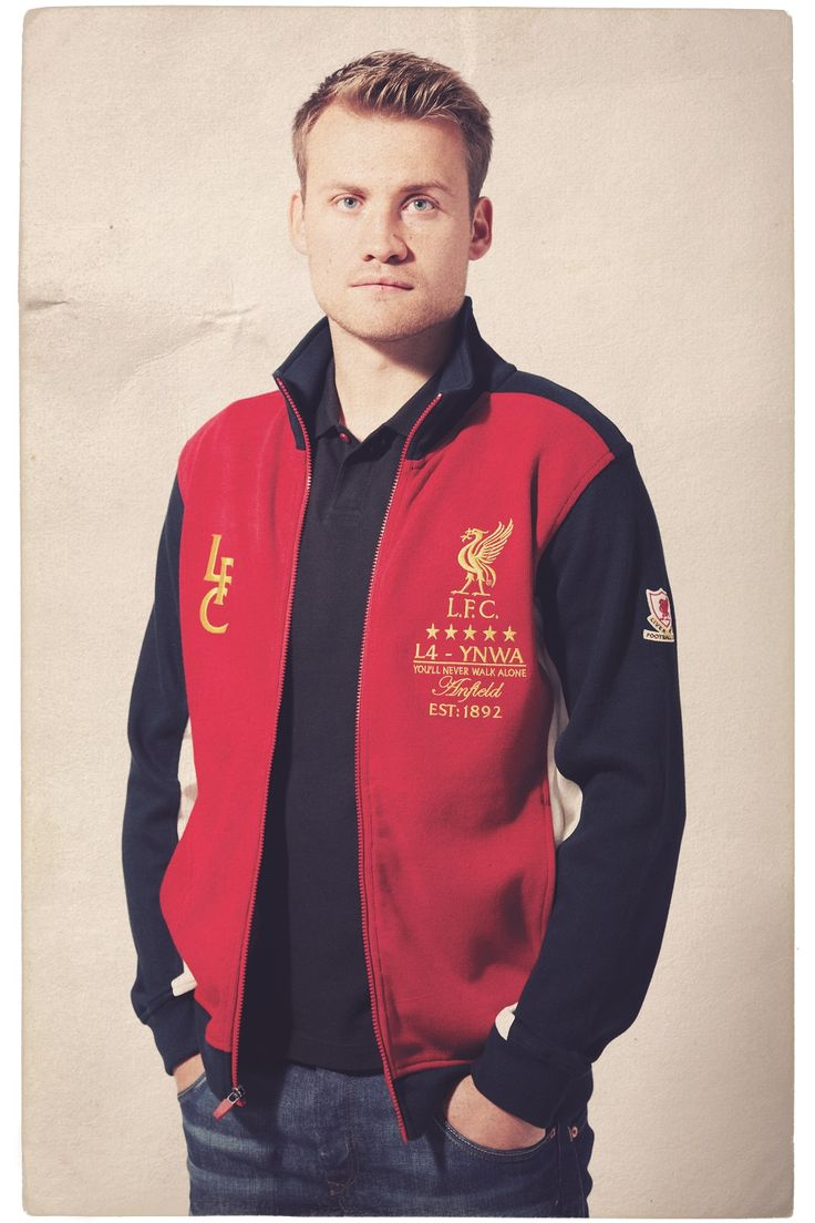 Browse through Liverpool FC's official Autumn and Winter collection: http://www.liverpoolfc.com/news/latest-news/144842-phil-and-co-model-new-range.