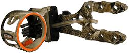 EXTREME ARCHERY PRODUCTS Extreme Rubicon Lost Camo .019 Sight, EA