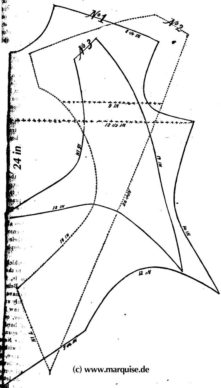 A fashionable body 1858