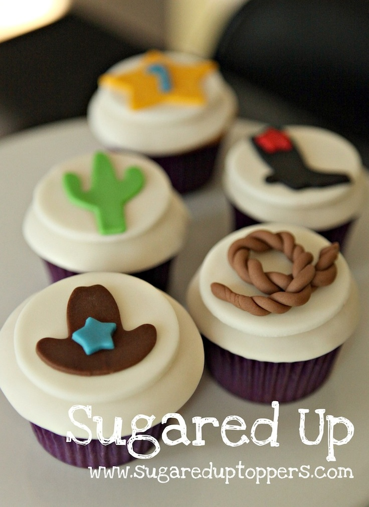 Best 25 Western theme cupcakes ideas on Pinterest Cowboy