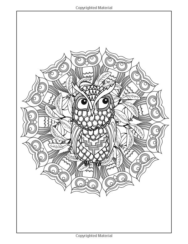 59 best coloring pages owl images on pinterest coloring books coloring pages and vintage. Black Bedroom Furniture Sets. Home Design Ideas