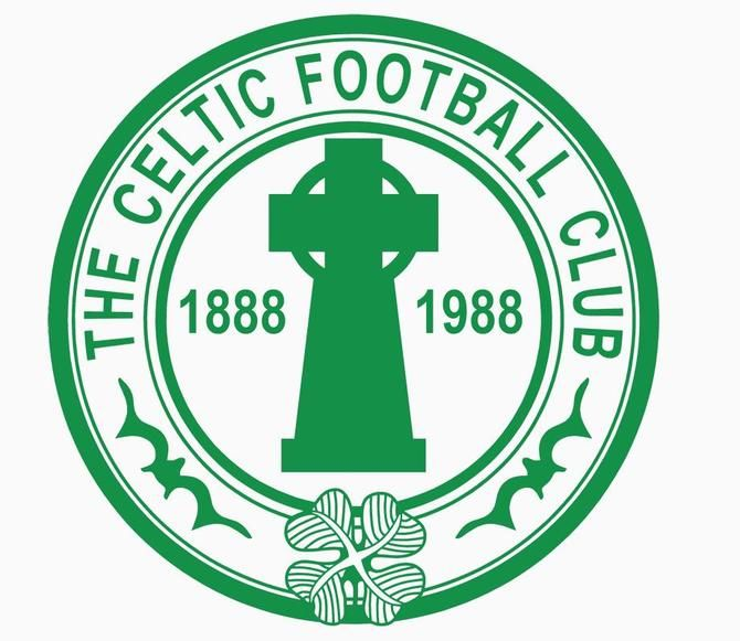 Celtic Centenary Badge (1988)