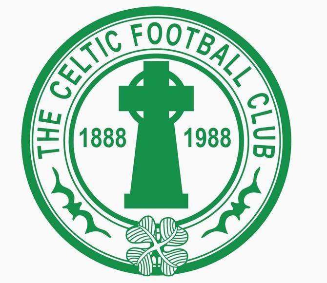 Celtic Centenary Badge (1988)