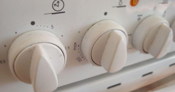 Otthonka: Sütő gombok tisztítása