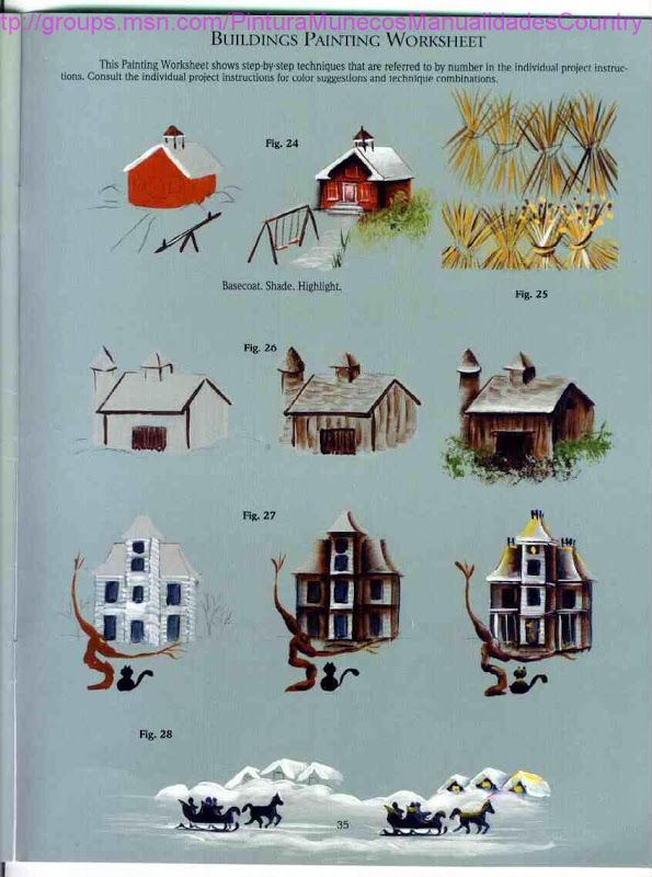 Peinture décorative worksheet