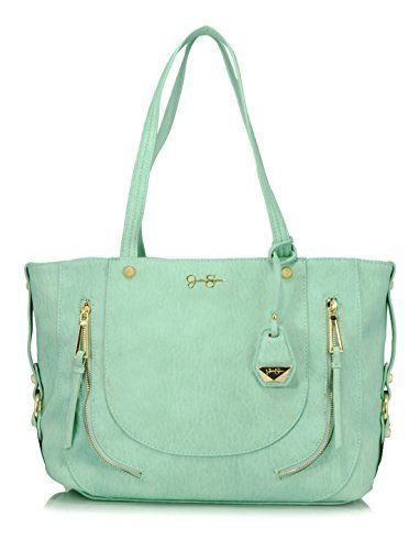 Jessica Simpson Kendall Tote Bag, Mint