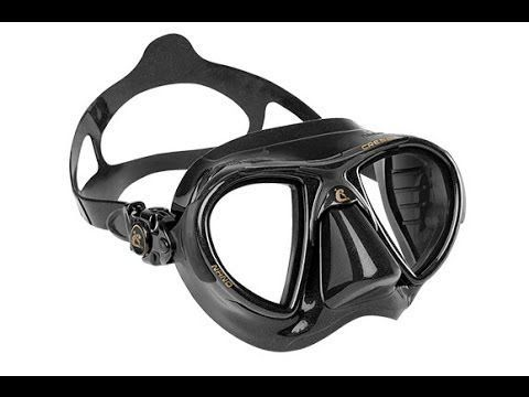 Cressi Nano Scuba Diving Mask available from http://www.watersportswarehouse.co.uk/shop/scuba-diving-equipment/masks.html